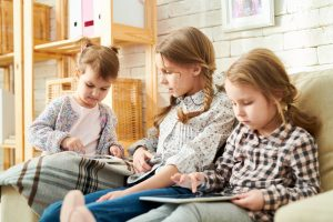 Tech-Savvy Little Sisters